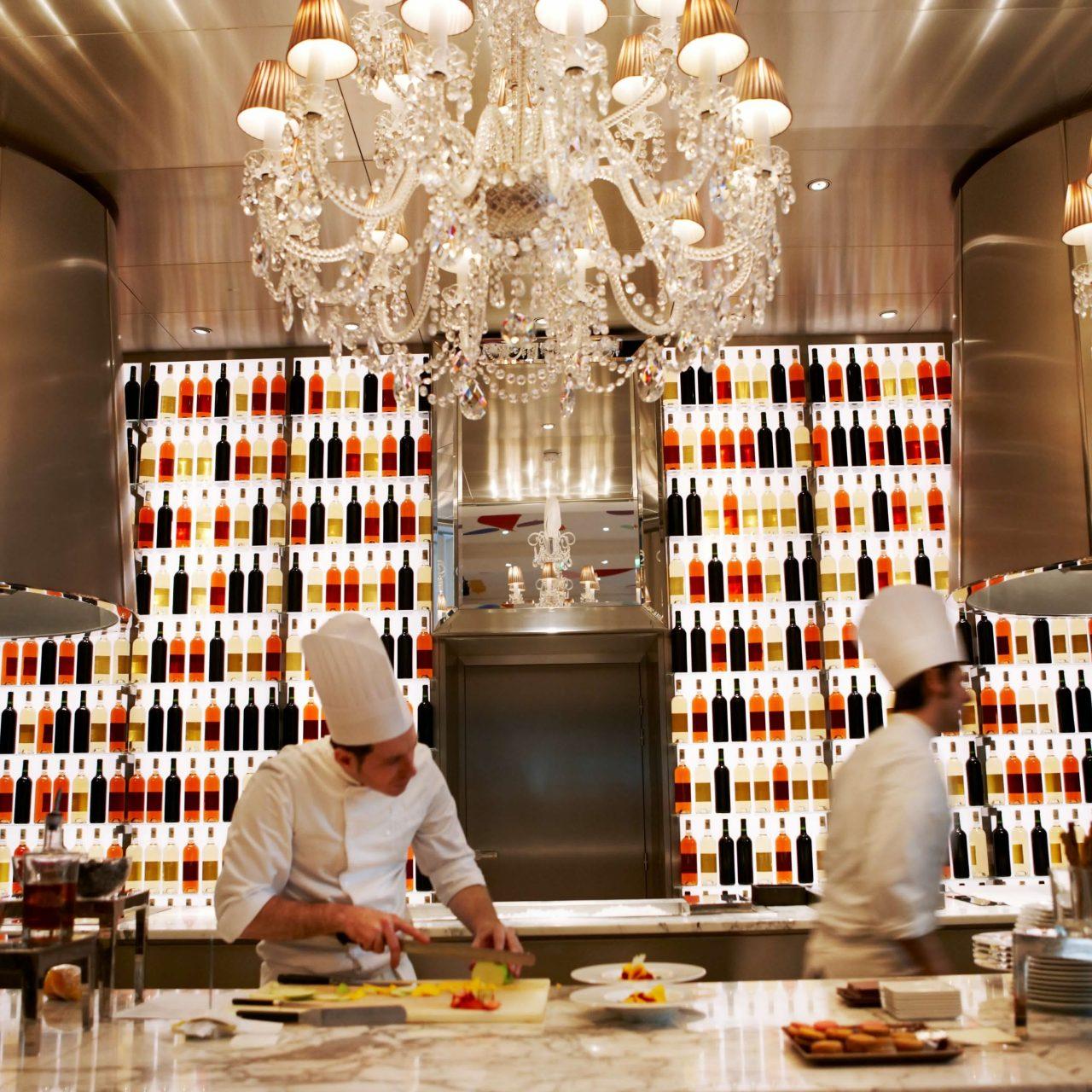 Restaurantes de hotel que más se destacan a nivel mundial