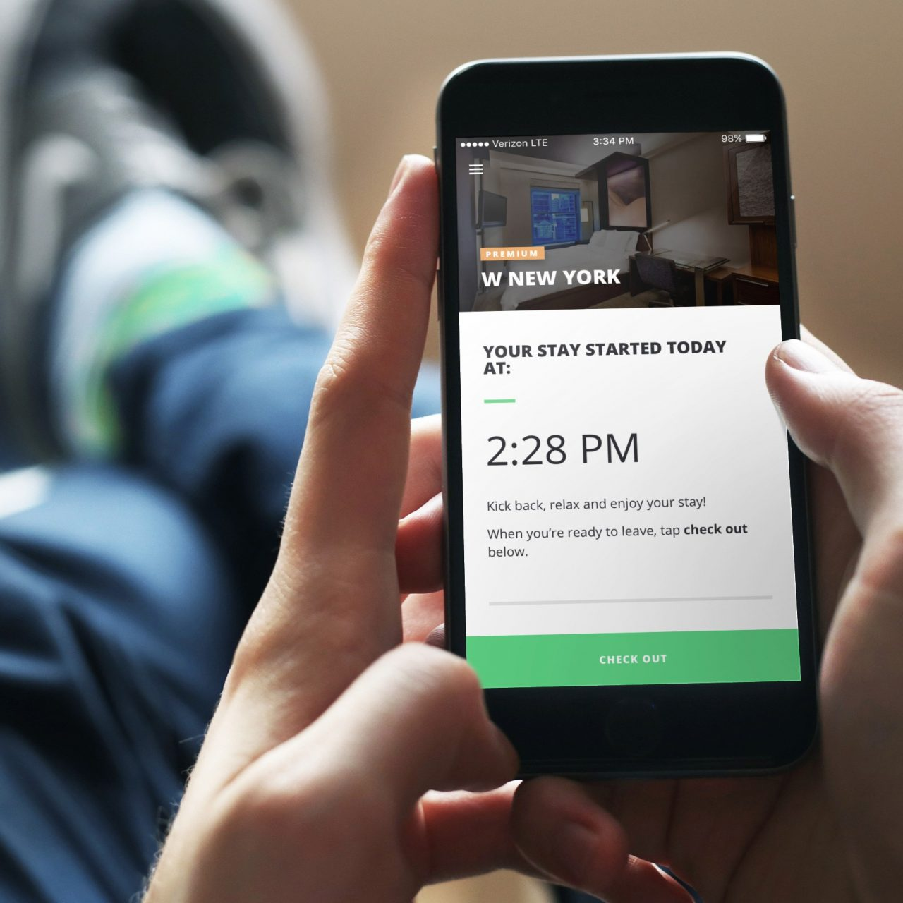 ¿Tu hotel no tiene app?, ya no inviertas en eso