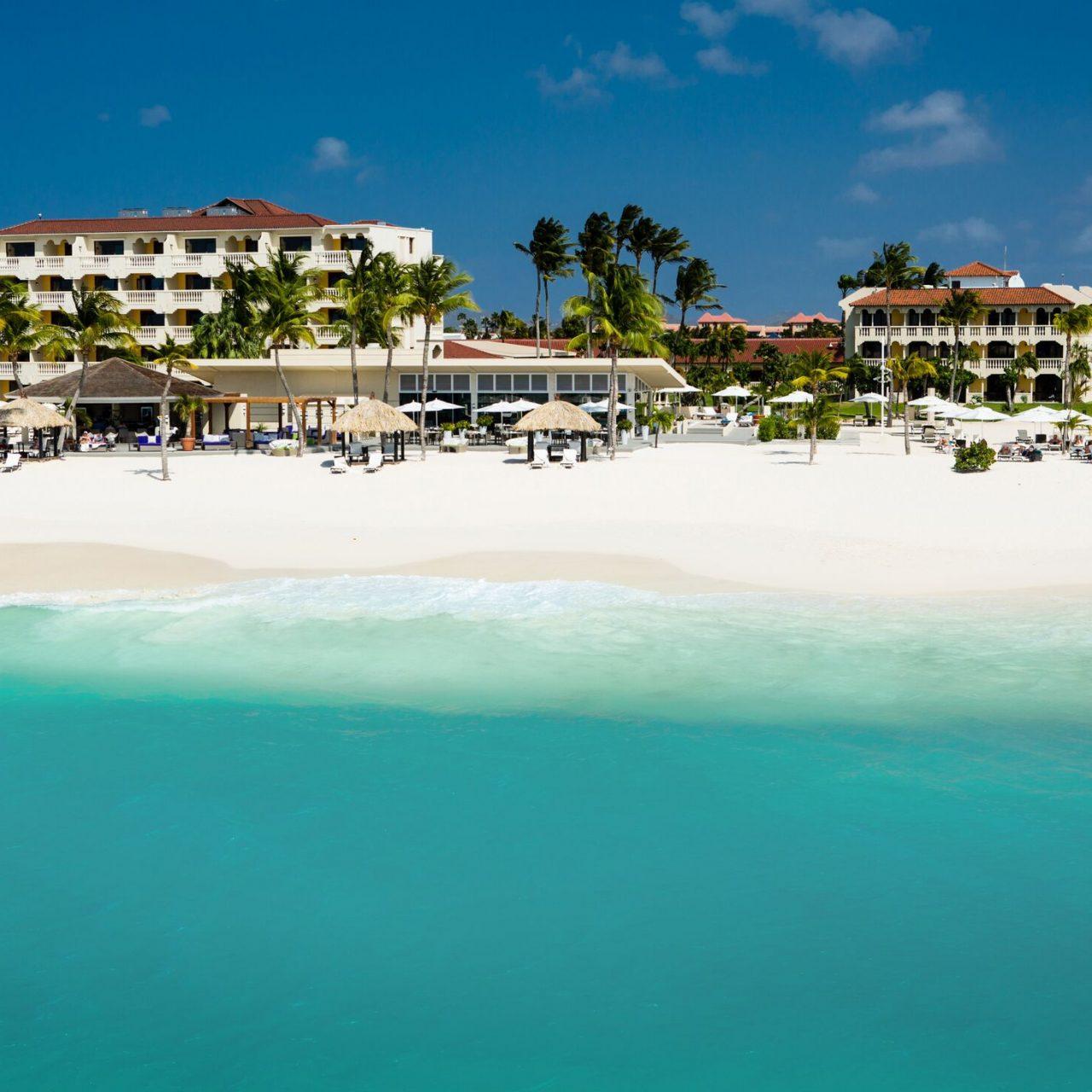 Bucuti & Tara Beach Resort recibe el Premio Acción Climática del WTTC