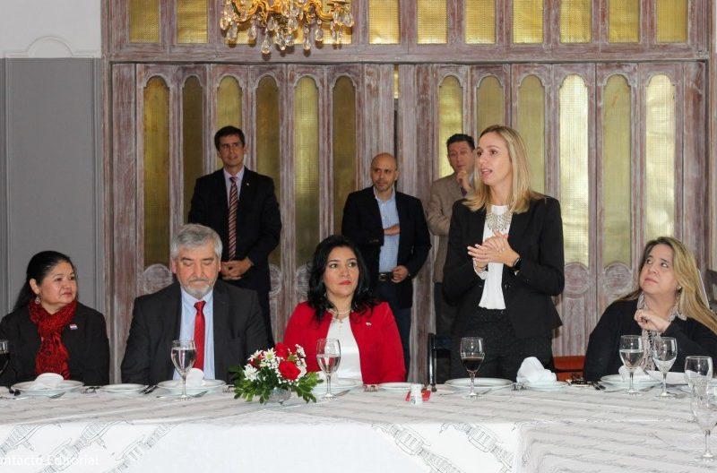 Lanzamiento de la V edición de la Expo Hotel Paraguay