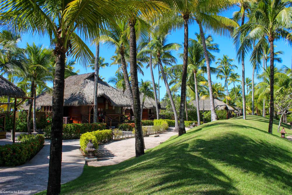 #HotelInspector Un toque de la Polinesia en Porto de Galinhas